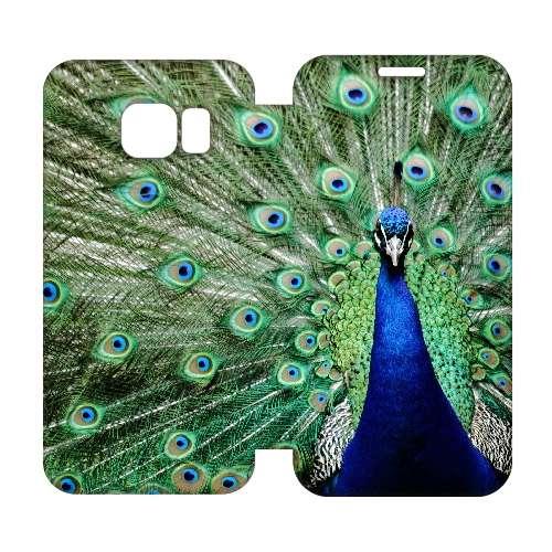 Hip Design Hoesje Pauw Samsung Galaxy S6 Edge