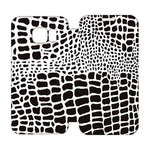 Hip Design Hoesje Slangenprint Samsung Galaxy S6 Edge