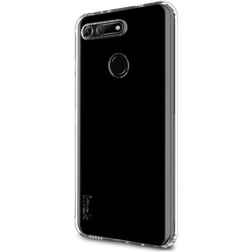 Honor View 20 TPU Hoesje Luxe Transparant
