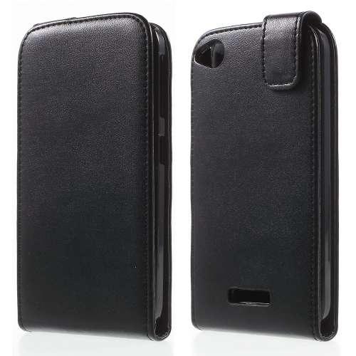 HTC Desire 320 Fliphoesje Zwart