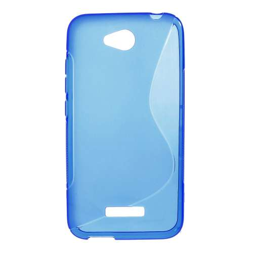 HTC Desire 616 TPU Hoesje Blauw