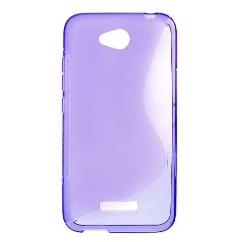 HTC Desire 616 TPU Hoesje Paars