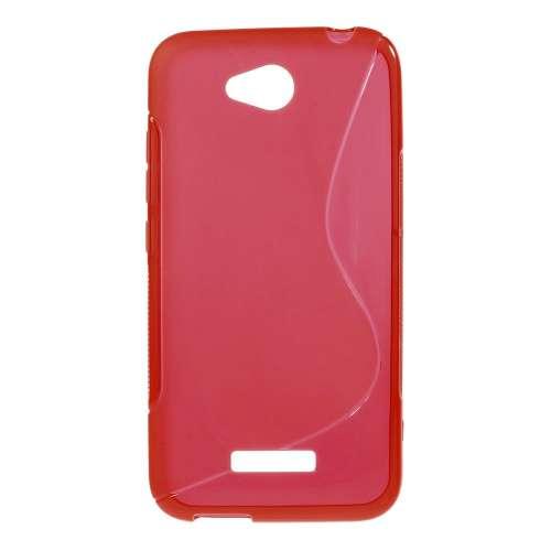 HTC Desire 616 TPU Hoesje Rood