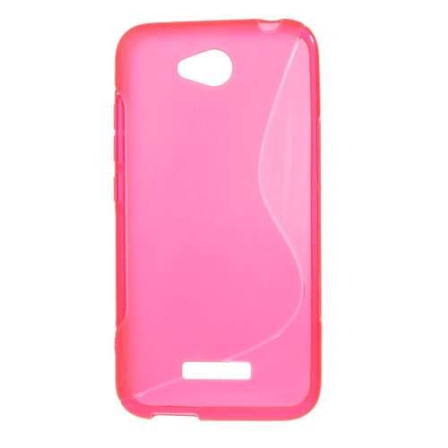HTC Desire 616 TPU Hoesje Roze