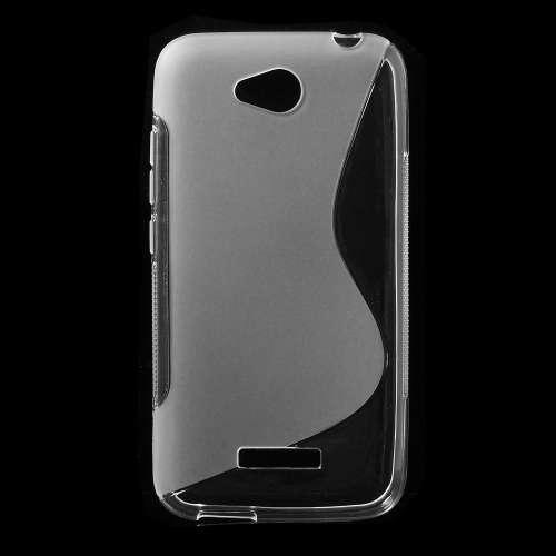 HTC Desire 616 TPU Hoesje Transparant