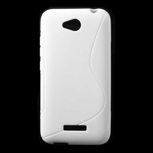 HTC Desire 616 TPU Hoesje Wit