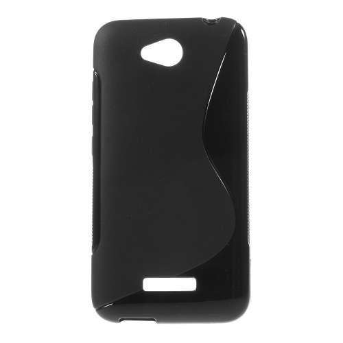 HTC Desire 616 TPU Hoesje Zwart