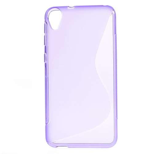 B2Ctelecom HTC Desire 820 Hoesje Paars (flexibel)