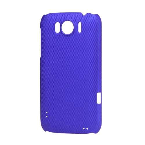 B2Ctelecom HTC Sensation XL Mesh Hard Case Donkerblauw