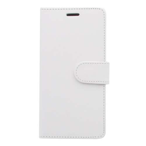 Huawei Ascend G7 Hoesje Bookstyle Wallet Wit