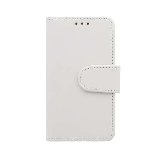 Huawei Y360 Boekhoesje Met Opbergvakjes Wit