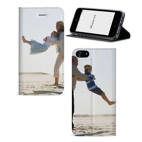 Apple iPhone 5 | 5S | SE Hoesje Ontwerpen met Foto en Tekst