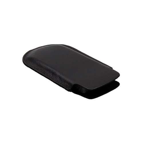 Lederen Bescherm Hoesje Samsung S7070 Diva Zwart B2Ctelecom Het leukste