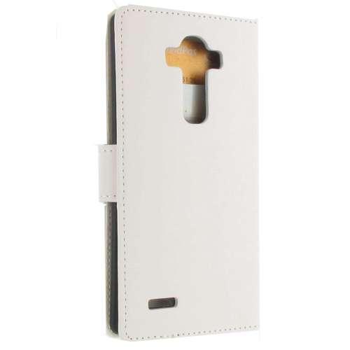 LG G4 Hoesje Wit met Opbergvakjes (H815)
