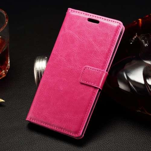LG Spirit Hoesje Roze met Opbergvakjes, H420-H440
