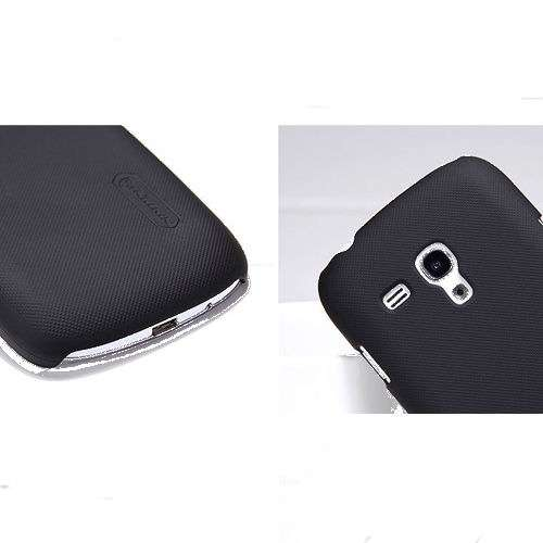 Matte Hard Case Samsung Galaxy S3 Mini Black