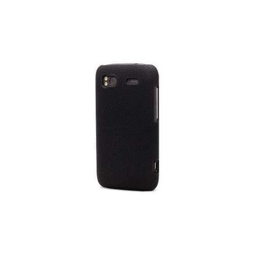 Mesh Hard Case HTC Sensation Zwart