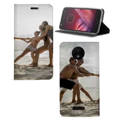 Motorola Moto C Telefoonhoesje Maken met Foto's