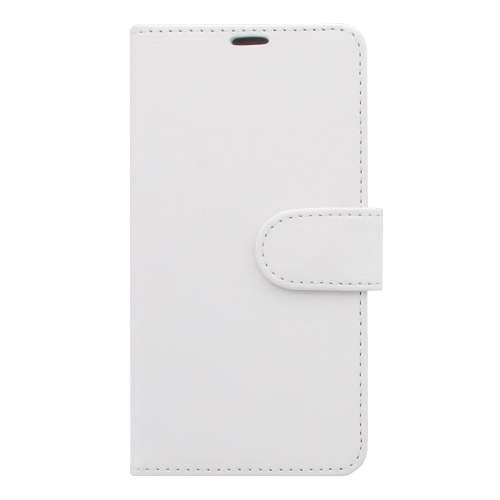 Motorola Moto G5 Telefoonhoesje Wit met Opbergvakjes