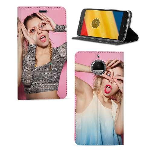 Motorola Moto G5S Plus Telefoonhoesje Maken met Foto's