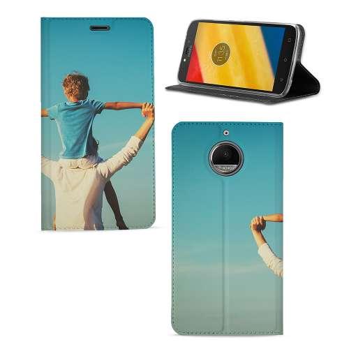Motorola Moto G5S Telefoonhoesje Maken met Foto's