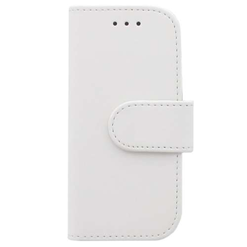 Nokia 3310 (2017) Telefoonhoesje Wit met Opbergvakjes