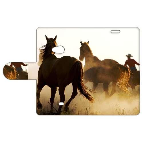 Nokia Lumia 625 Uniek Boekhoesje Cowboy