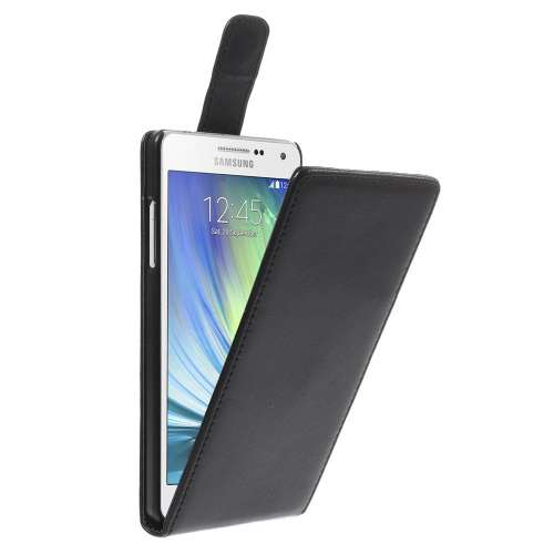 Samsung Galaxy A5 Hoesje Zwart (SM-A500F)