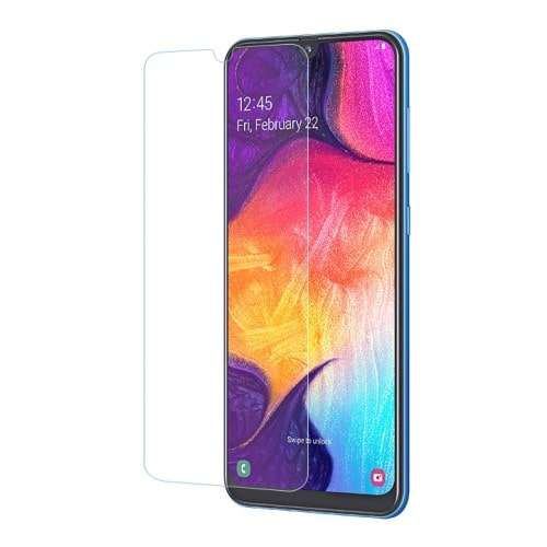 Samsung Galaxy A50 Screenprotector Glas