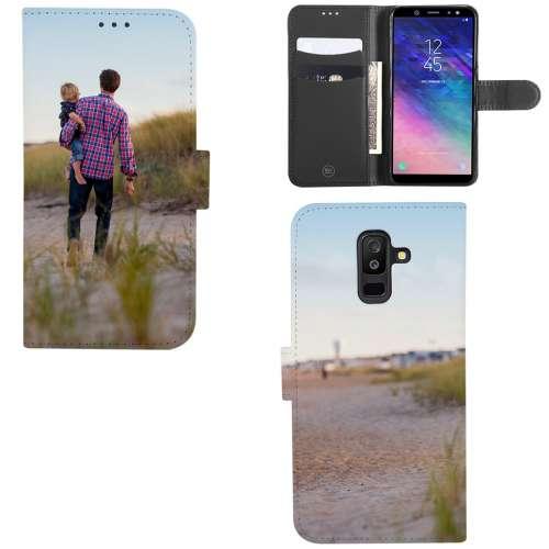 Samsung Galaxy A6 Plus 2018 Hoesje Maken Met Foto