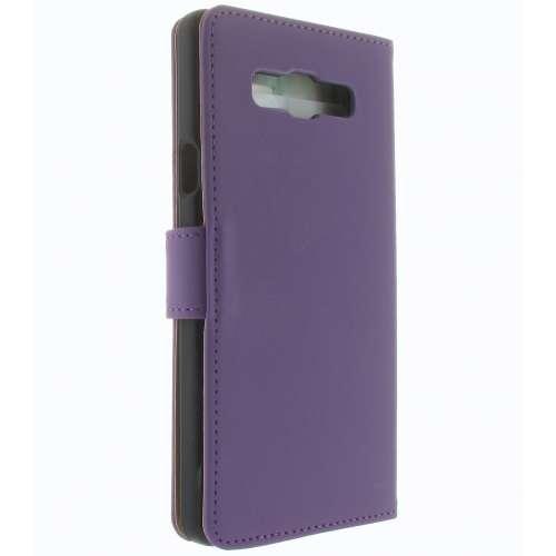 Samsung Galaxy A7 Hoesje Paars (SM-A700F)