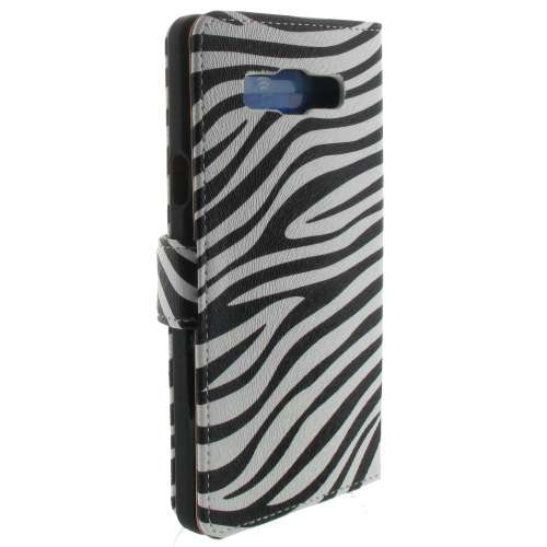 Samsung Galaxy A7 Hoesje Zebra (SM A700F) B2Ctelecom
