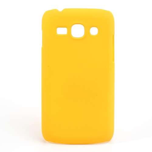 Samsung Galaxy Ace 3 Hard Case Geel