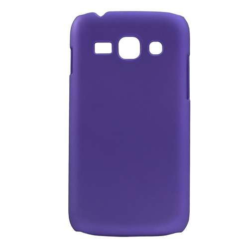 Samsung Galaxy Ace 3 Hard Case Paars