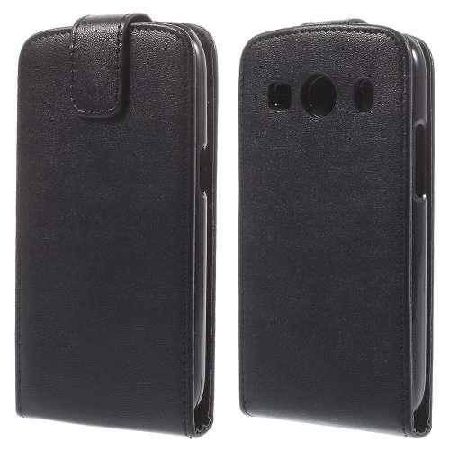 Samsung Galaxy Ace 4 4G (G357-FZ) Flipcase Hoesje Zwart