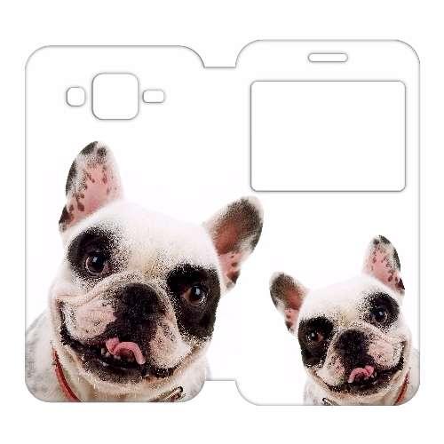 Samsung Galaxy J5 Uniek Telefoonhoesje Hond