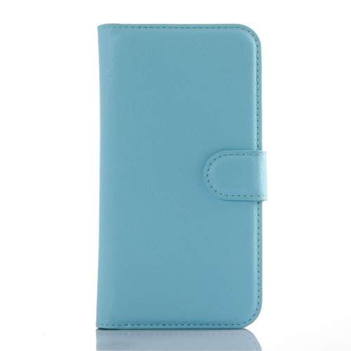 Samsung Galaxy J5 Hoesje Blauw met Opbergvakjes