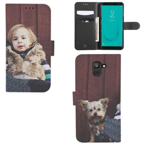 Samsung Galaxy J6 2018 Telefoonhoesje Maken Met Foto