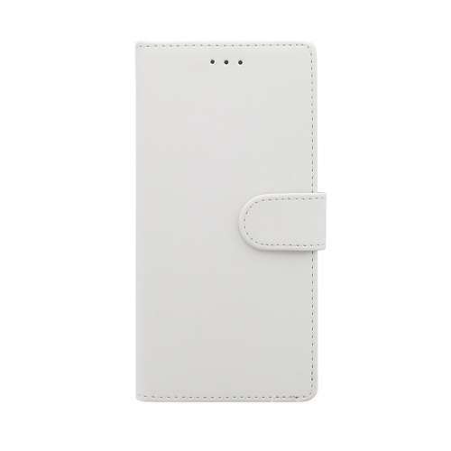 Samsung Galaxy Note 8 Telefoonhoesje Wit met Opbergvakjes