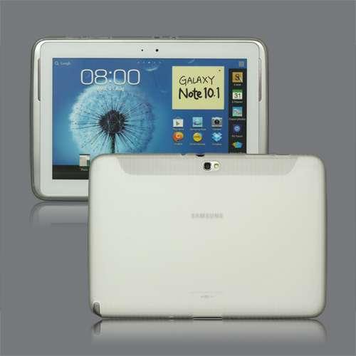 B2Ctelecom Samsung Galaxy Note N8000 10.1 Matte TPU Case Wit