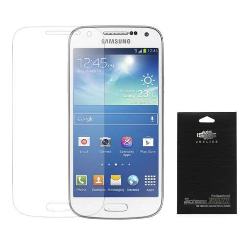 Samsung Galaxy S4 Mini Screenprotector Transparant