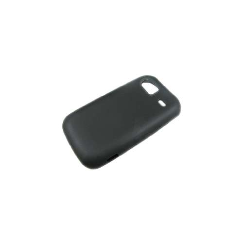 Silicone Hoesje voor HTC 7 Mozart Black (soft)