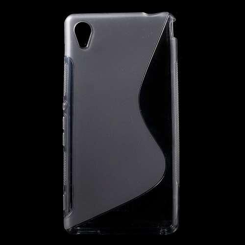 Sony Xperia M4 Aqua Hoesje Transparant (flexibel)