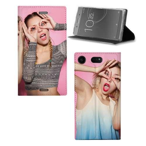 Sony Xperia XZ1 Compact Telefoonhoesje Maken met Foto's