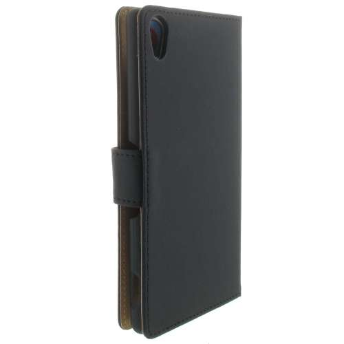 Sony Xperia Z3 Plus Hoesje Zwart
