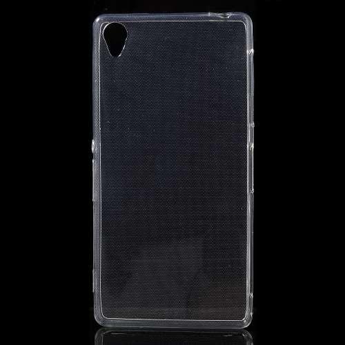 Sony Xperia Z3 Transparant Telefoonhoesje