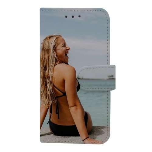 Telefoonhoesje met bedrijfslogo & tekst ontwerpen Lumia 550