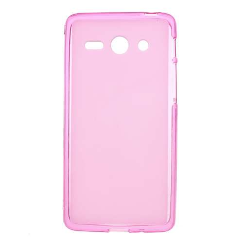 TPU Case Huawei Ascend Y530 Frosted Rose