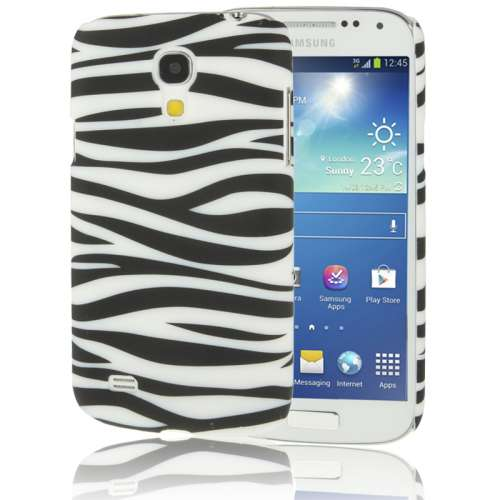 Zebra Strepen Hard Case Samsung Galaxy S4 Mini i9190